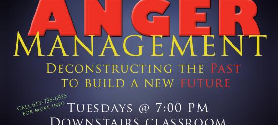Anger Management Classes